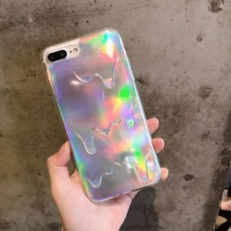 Чехол для iPhone 7 Plus / 8 Plus Голография. Бердянск. фото 1