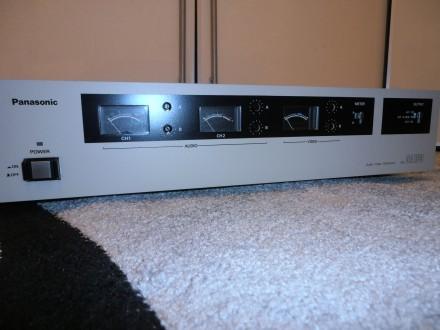 Усилитель распределитель видео/аудио сигнала Panasonic AG-DA100-E. Киев. фото 1