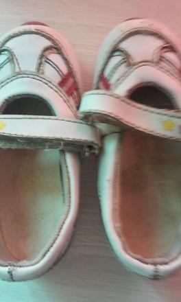 Туфельки кожаные. Полтава. фото 1