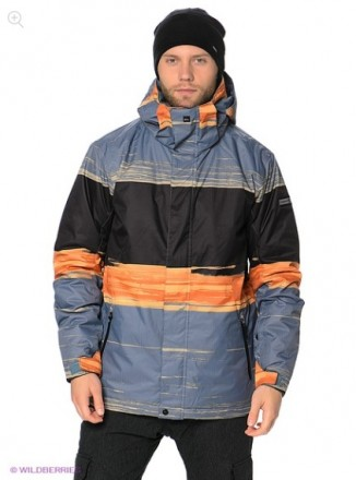 Quiksilver Куртка Mission Repeater Jacket 10К Супер!. Киев. фото 1