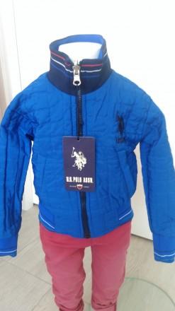 Куртка Polo. Барышевка. фото 1