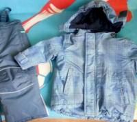 Зимний комбинезон и куртка. Новая Каховка. фото 1