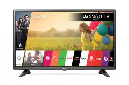 TV LG 32LJ590U-NEW 2018г.SmartTV,PMI-400Hz,ReadyHD,T2,WebOS 3.5!Склад!. Днепр. фото 1