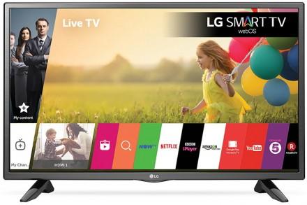 TV LG 32LJ610V SMART-TV,Wi-Fi,1000 Hz-PMI,WebOS 3.5. TOP Model 2018. Днепр. фото 1