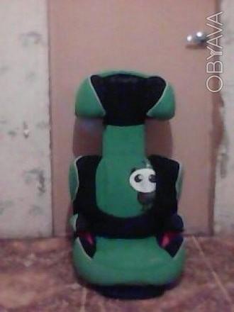 Детское кресло в авто (от 2 до 11 лет).. Харьков. фото 1