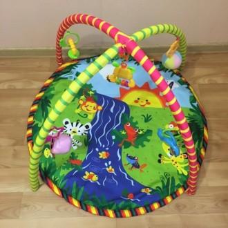 Развивающий коврик Baby blanket. Терновка. фото 1