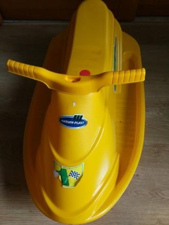 Каталка гойдалка водный мотоцикл. Черкассы. фото 1