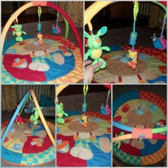 Развивающий коврик,килимок для дітей. Днепр. фото 1