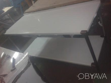 столы нержавеющая сталь 1100х600 без полки цена за 3шт.. Полтава, Полтавская область. фото 1