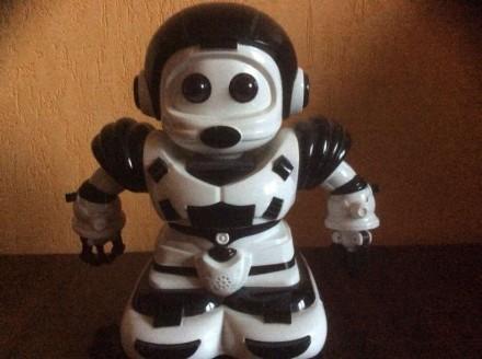 Продам классного робота на батарейках.. Харьков. фото 1