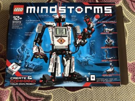 Lego Mindstorms EV3;робот от Lego. Киев. фото 1