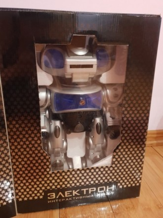 Робот Электрон. Киев. фото 1
