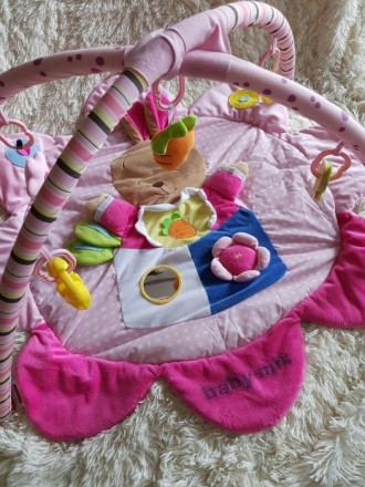 Продам развивающий коврик фирмы baby mix. Киев. фото 1