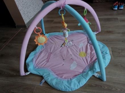детский развивающий коврик. Першотравенск. фото 1