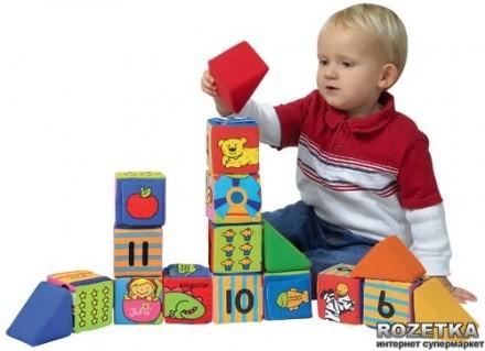 Развивающие кубики. Кременчуг. фото 1