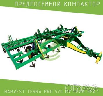 Культиватор сплошной обработки TERRA PRO 520 предназначен для ухода за парами, п. Гадяч, Полтавская область. фото 1