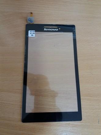 touch screen сенсор для планшета TAB 2 LENOVO A7-10 original (a7-20),(a7-30). Александрия. фото 1