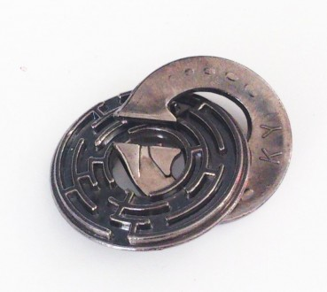 Головоломка литая Лабиринт. Запорожье. фото 1