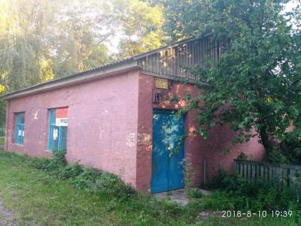 Продам МАГАЗИН в ЦЕНТРЕ с. Буды (30 км от Чернигова). Чернигов. фото 1