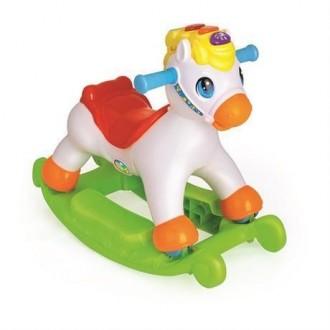 Качалка-каталка Huile Toys