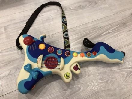 Собак гитара battat. Одесса. фото 1