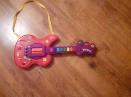 Гитара детская.. Киев. фото 1