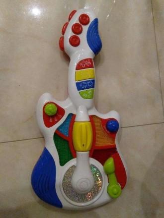 Детская гитара HAP-P-KID. Киев. фото 1