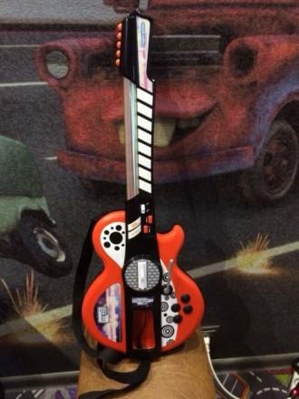 Гитара детская без струн с МР3 Simba. Днепр. фото 1