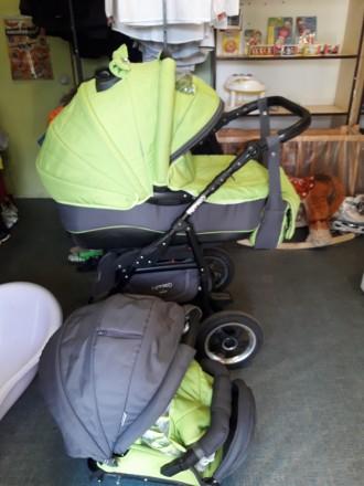 Продам детскую коляску2в1. Кривой Рог. фото 1