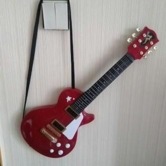 Музыкальная рок гитара Simba. Киев. фото 1