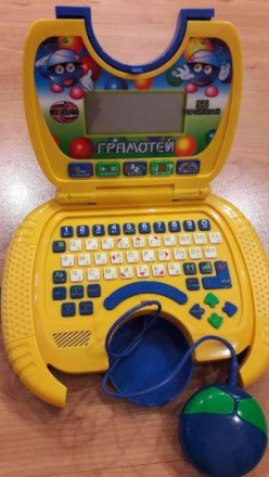 Детский компьютер Грамотей. Киев. фото 1