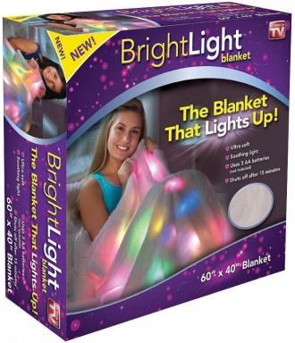 LED одеяло