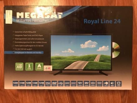 Megasat Royal Line 24 DVD Camping 24