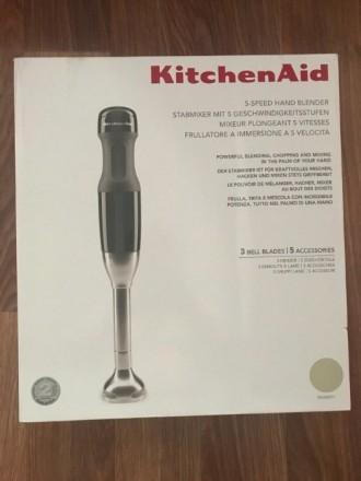 KitchenAid 5KHB2571EAC. Краснодон. фото 1