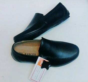 Туфли кожаные 31-36 размер. Краматорск. фото 1