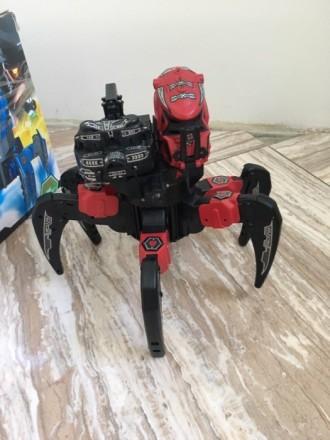 Робот-паук. Киев. фото 1