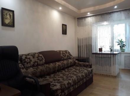 продам  2-х комнатную 4\5 в кирпичном доме в районе инженерной академии ( .5 мин. Ленинский, Запорожье, Запорожская область. фото 7
