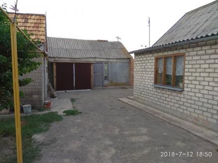 Меняю благоустроенный дом. Мелитополь. фото 1