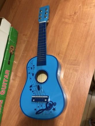 Гитара детская. Киев. фото 1