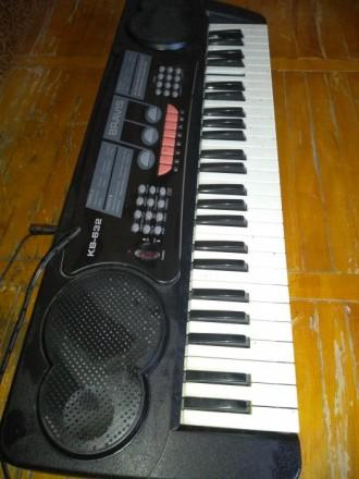 Децкий синтезатор. Днепр. фото 1