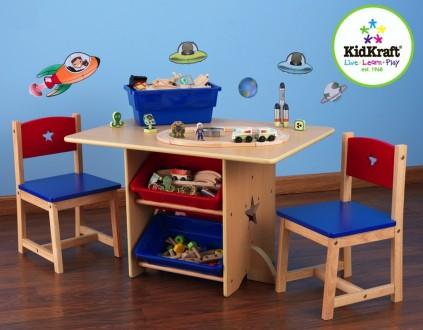 Детская мебель стол и стулья Kidkraft 26912. Киев. фото 1