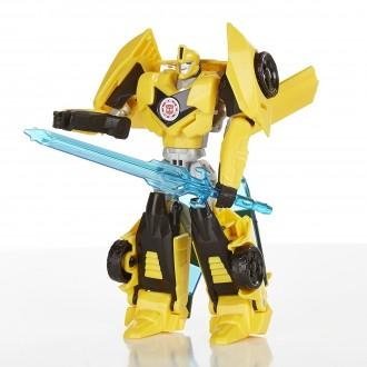 Трансформер Бамблби transformers Hasbro робот машинка. Днепр. фото 1