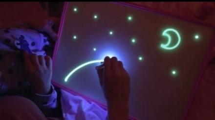 Световой планшет для рисования Рисуй светом (формат А4). Киев. фото 1