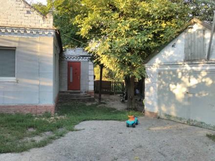 Березановка, продам отдельностоящий,капитальный дом ул.Бережная.. Днепр. фото 1