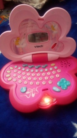 Ноутбук vtech для девочки на английском языке. Харьков. фото 1