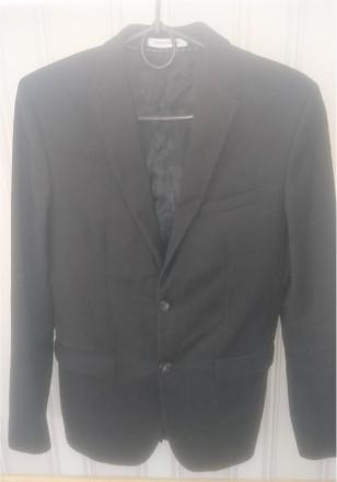 Костюм школьный школьная форма мальчику 152 см + рубашка в подарок !. Вышгород. фото 1
