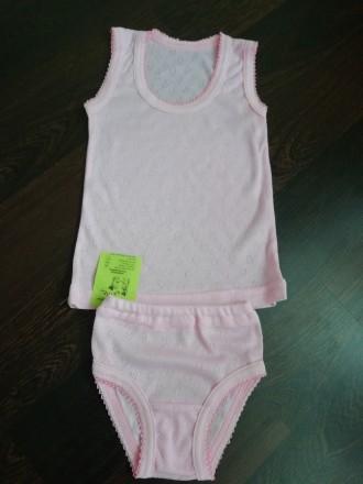 белье для девочки на рост ребенка 92см, 110см. Мирноград (Димитров). фото 1