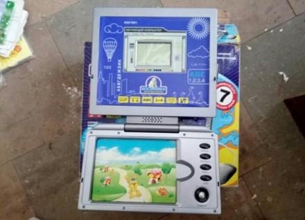 Собью цену.Детский ноутбук.. Днепр. фото 1