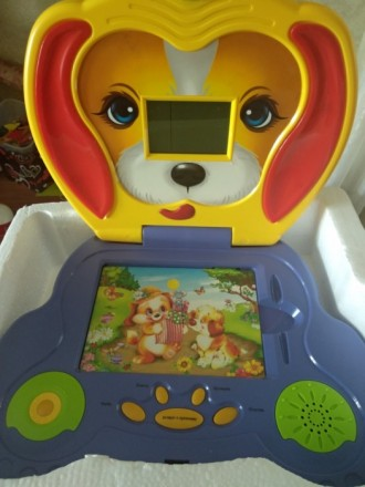 Компьютер развивалка детский. Киев. фото 1