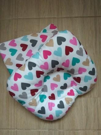 Ортопедические подушки для новорожденных. Миргород. фото 1